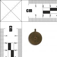 1 centym, Kongo Belgijskie