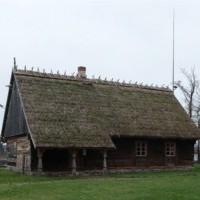 Chałupa nr 16 ze wsi Krzyżewo