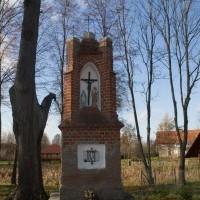 Kapliczka w Drwęcznie