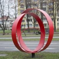 Forma Przestrzenna Juliusza Woźniaka