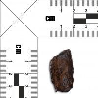Fragment rękawicy pancernej