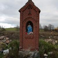 Kapliczka neogotycka - Karszewo