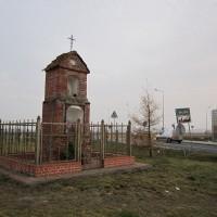 Kapliczka przydrożna - Łęgajny