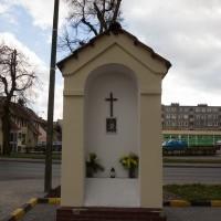 Kapliczka - Orneta, ul.1 Maja