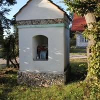 Kapliczka - Stępień