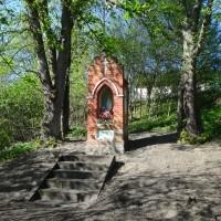 Kapliczka w Barcikowie