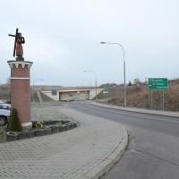 Kapliczka upamiętniająca epidemię - Barczewo