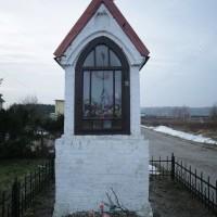 Kapliczka przydrożna - Ruszajny