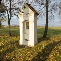 Kapliczka pielgrzymkowa, gmina Reszel
