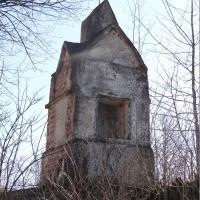 Kapliczka w Pierwągach