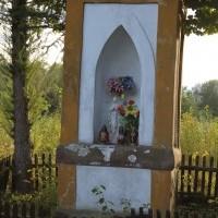 Kapliczka przydrożna - Czosnowo