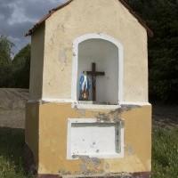 Kapliczka w Brzostkach