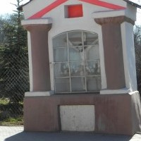 Kapliczka w Jezioranach