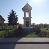 Kapliczka dzwonniczkowa w Kabikiejmach Dolnych
