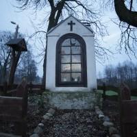 Kapliczka z dzwonniczką - Kronowo