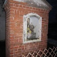 Kapliczka przydomowa - Lamkowo