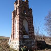 Kapliczka w Lekitach