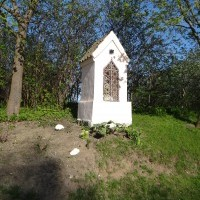 Kapliczka w Nowych Włókach