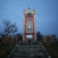 Kapliczka - Radosty