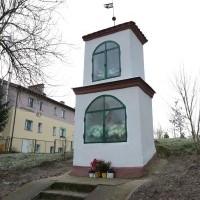 Kapliczka z 1607 roku - Barczewo