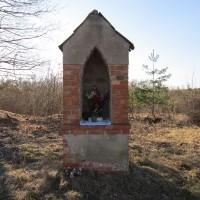 Kapliczka w Kierzu