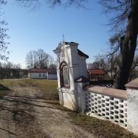 Kapliczka w Kłębowie