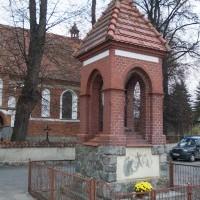 Kapliczka w Lubominie