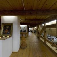 Muzeum Kultury Ludowej w Węgorzewie - panorama wystawy
