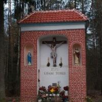 Kapliczka w Ornecie