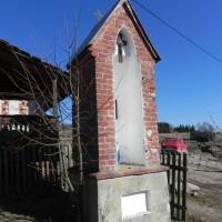 Kapliczka w Orzechowie