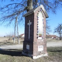 Kapliczka w Radostowie