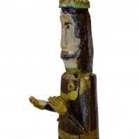 "Rzeźba ""1908 Król belgijski"""
