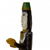 "Rzeźba ""Arabski oficer"""