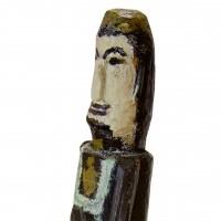 """Rzeźba """"Faraon z Jerozolimy"""""""