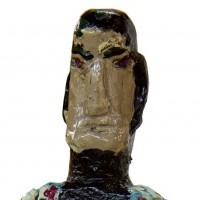 """Rzeźba """"Misjonarz turecki"""""""
