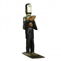 """Rzeźba """"Żołnierz Arabii Betlejem"""""""