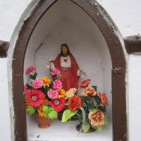 Kapliczka w Tolkowcu