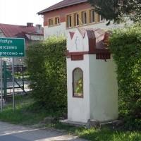 Kapliczka w Tuławkach