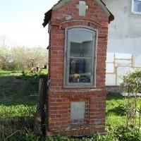 Kapliczka w Tuławkach przy gospodarstwie nr 26