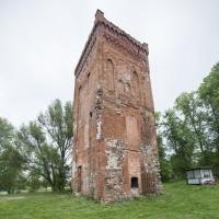 Wieża Bramna dawnego Zamku Biskupiego w Braniewie