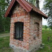 Kapliczka Św. Tadeusza Judy w Zaściankach