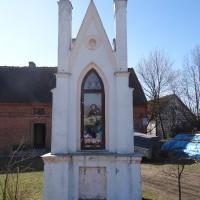 Kapliczka w Żegotach